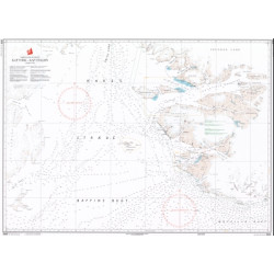 Deense Zeekaart 3200 Kap...