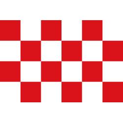 Flag Noord-Brabant