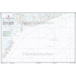 Deense zeekaart 2400 Kap...