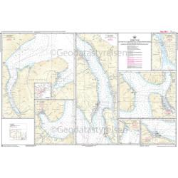 Deense zeekaart 85...