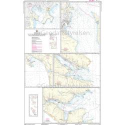Deense zeekaart 86...