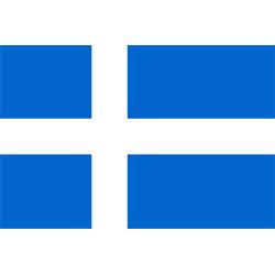 Flag Shetland Islands