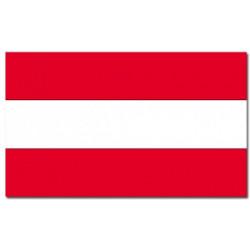 Vlag Oostenrijk, meerdere...
