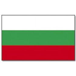 Vlag Bulgarije, meerdere maten