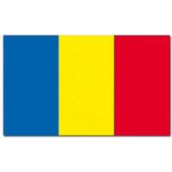 Vlag Roemenië, meerdere maten