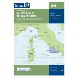 Imray M46 Isole Pontine to...