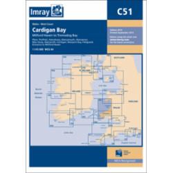 Imray C51, Cardigan Bay