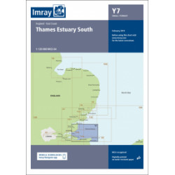 Imray Y7 Thames Estuary South