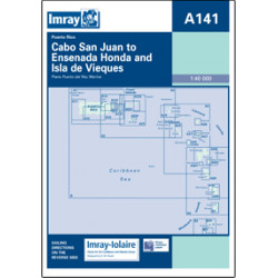 Imray A141 Cabo San Juan to...
