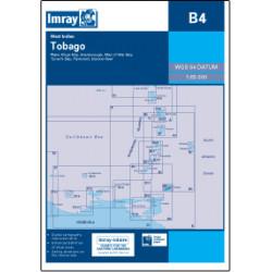 Imray B4 Tobago