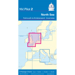 NV. Pilot Chart 2, North...