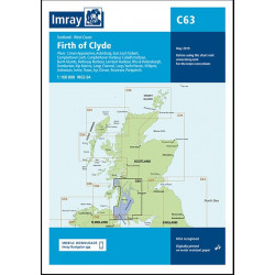 Imray C63 Firth of Clyde
