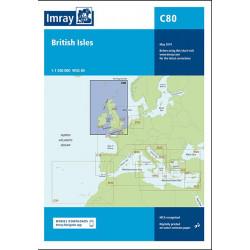 Imray C80 British Isles