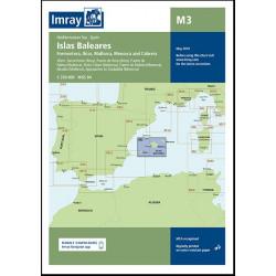 Imray M3 Islas Baleares