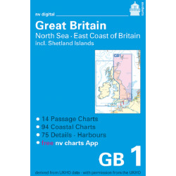 GB 1 North Sea - East Coast...
