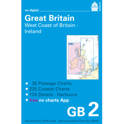 GB2 West Coast of Britain -...