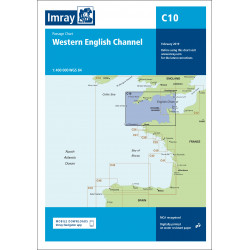Imray C10 Western English...