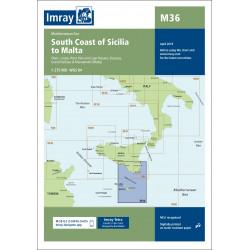 Imray M36 South Coast of...