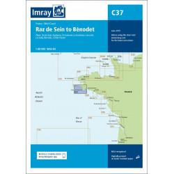 Imray C37 Raz de Sein to...