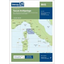 Imray M45 Tuscan Archipelago