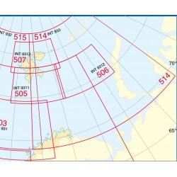 Noorse zeekaart 514