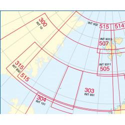 Noorse zeekaart 515