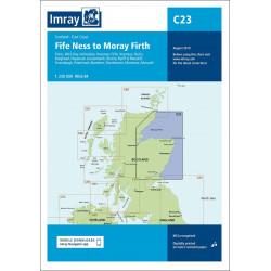 Imray C23, Fife Ness to...