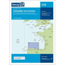 Imray C43 Santander to A...