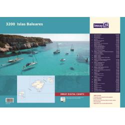 Imray 3200 Islas Baleares...