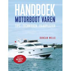 Handboek motorboot varen