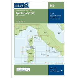 Imray M7 Bonifacio Strait