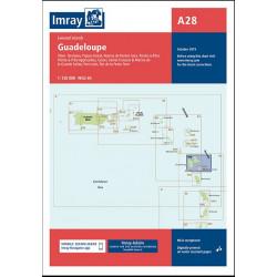 Imray A28 Guadeloupe