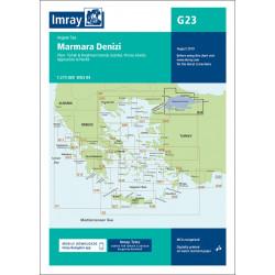 Imray G23 Marmara Denizi