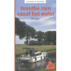 Drenthe zien vanaf het water