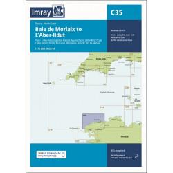Imray C35 Baie de Morlaix...