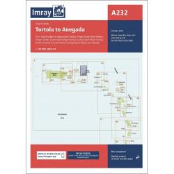 Imray A232 Virgin Islands