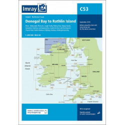 Imray C53, Donegal Bay to...