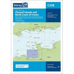 Imray C33B Channel Islands...