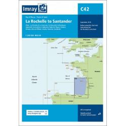 Imray C42 La Rochelle to...