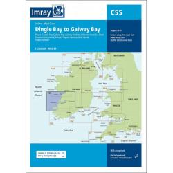 Imray C55 Dingle Bay to...