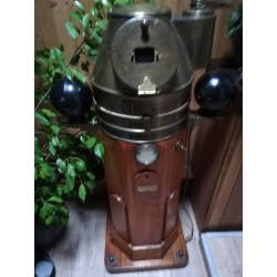 Teak Compass binnacle