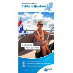 ANWB Waterkaart 7 Gelderse...