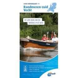 ANWB Waterkaart 9...