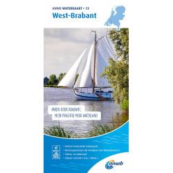 ANWB Waterkaart 13...