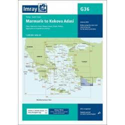 Imray G36 Marmaris to...