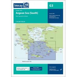 Imray G3  Aegean Sea (South)