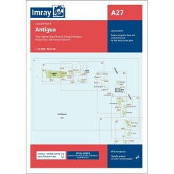 Imray A27 Antigua