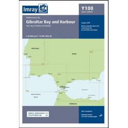 Imray Y 100 Gibraltar Bay...