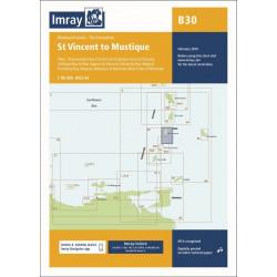 Imray B30 Grenadines -...