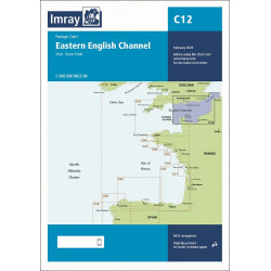 Imray C12, Eastern English...